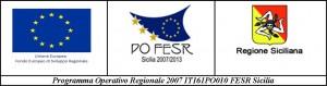 LOGO FESR POR 2011