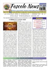 N.2 FoscoloNews 2029-20 Speciale Covid